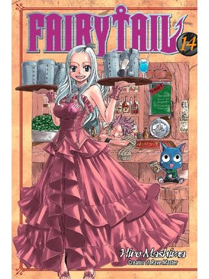 cover image of Fairy Tail, Volume 14